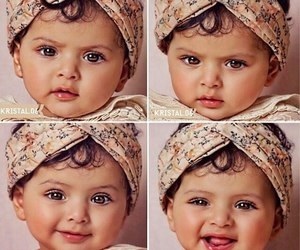 baby, adorable, and beautiful image