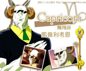 capricorn and anime image