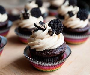 oreo, cupcake, and chocolate image