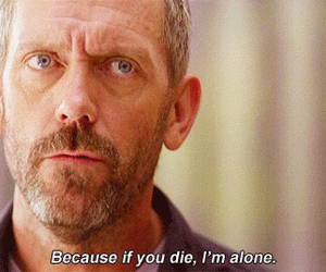 dr house, house md, and hugh laurie image