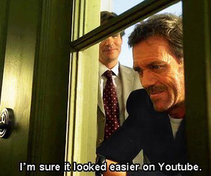 dr house and youtube image