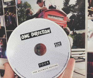cd, direction, and four image