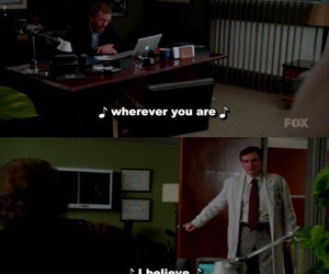 wilson and dr house image