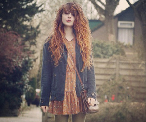 girl, hipster, and hairstyle image