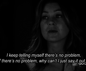 greys anatomy, meredith grey, and life image