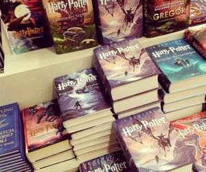books, bookshop, and ahs image