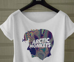 alex turner, shirt, and arctic monkeys image