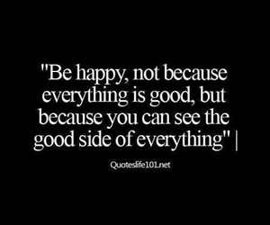 quote, life, and happiness image