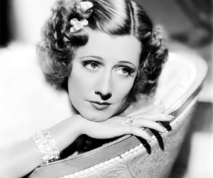 old hollywood and irene dunne image