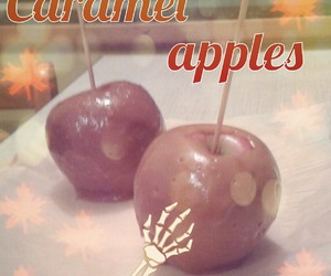 apple, apples, and Halloween image
