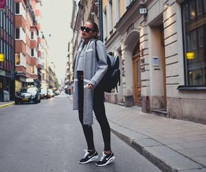 fashion, style, and nike image