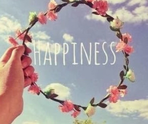 happiness and life image