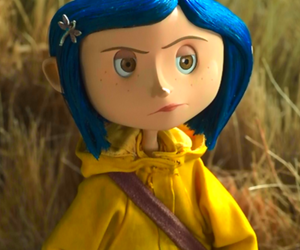 coraline, movie, and gif image