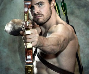 arrow, stephen amell, and Hot image