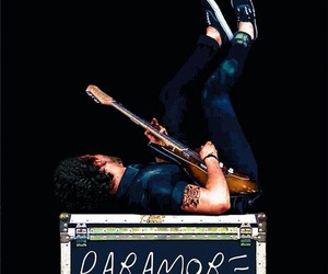 concert, guitar, and paramore image