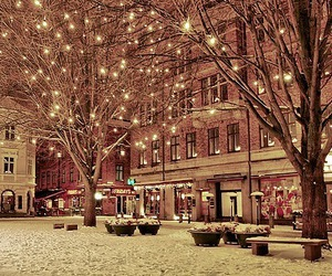 beautiful, breathtaking, and christmas lights image