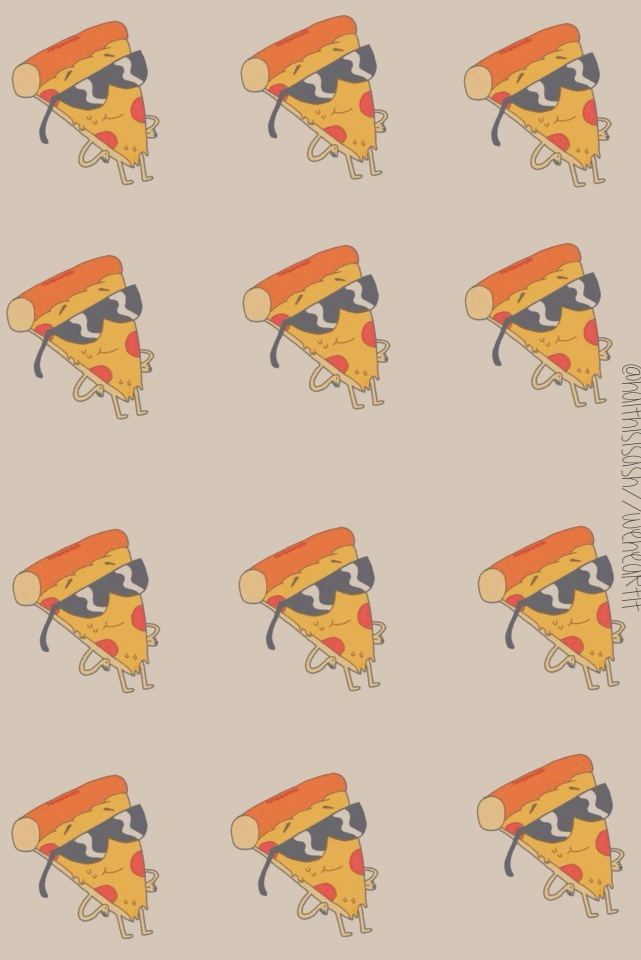 background, pizza, and transparent image