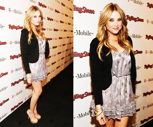 secrets, lucy hale, and pretty little liars image
