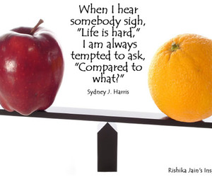 apple, life quote, and hard image