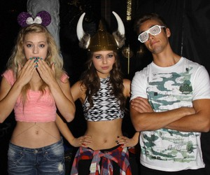 boy, sammi hanratty, and girls image