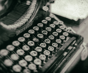 old and type image