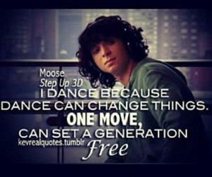 dance and free image
