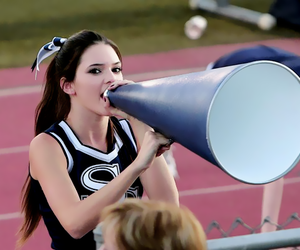 kendall jenner, cheerleader, and Kendall image