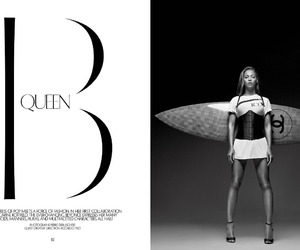 beyoncé, chanel, and cr fashion book image