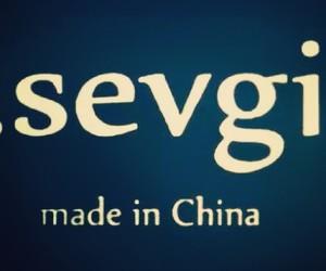 china, sevgi, and made image
