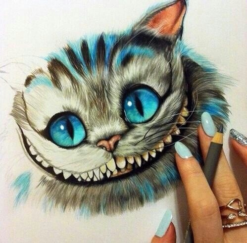 alice in wonderland, gorgeous, and animals image