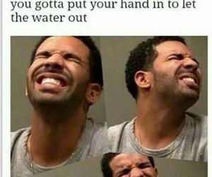funny, Drake, and lol image