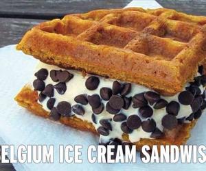 belgium, delicious, and ice cream image