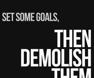 motivation, goals, and quotes image