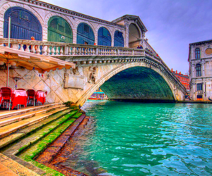 italy, water, and travel image