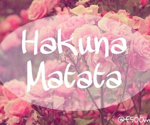:D, frases, and hakuna matata image