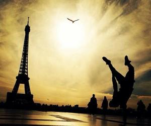 dance and paris image