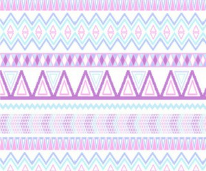 aztec, pink, and purple image