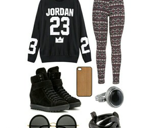 clothes, jordan, and fashion image