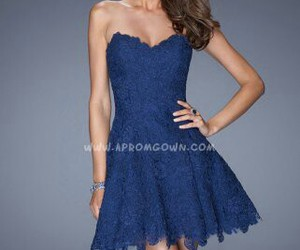 dresses, party, and fashion image