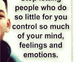 control, emotions, and feelings image