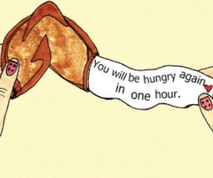 funny, food, and hungry image