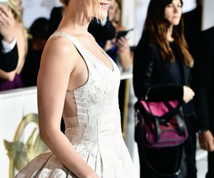 Jennifer Lawrence, actress, and hunger games image