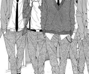 manga, anime, and boys image