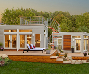 modular homes, manufactured homes, and manufactured log homes image