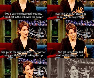 funny, Tina Fey, and awesome image