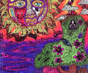 sublime, trippy, and art image