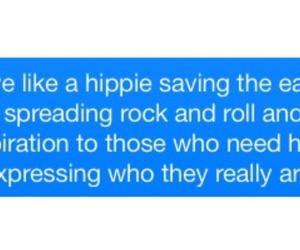 goals, grunge, and hippie image