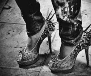 awesome, rock, and shoes image