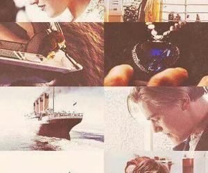 titanic and love image