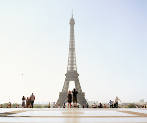 architecture, famous, and france image